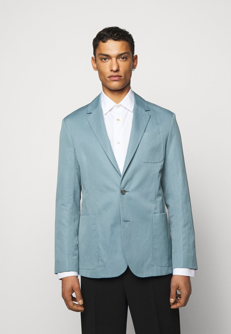 Paul Smith - GENTS PATCH POCKET JACKET - Sako - green