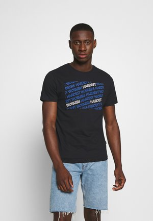 T-shirt imprimé - dark navy blue