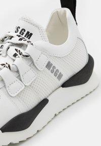 MSGM - UNISEX - Trainers - white - 5