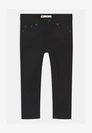 SKINNY TAPER - Jeans Skinny Fit - forever black
