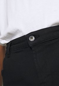 Solid - JOY - Slim fit jeans - black denim - 5