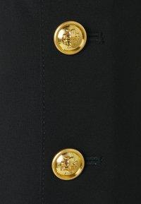 Tory Burch - PONTE FLARE PANT - Kalhoty - black - 5