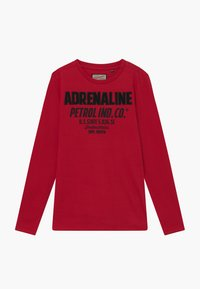 Petrol Industries - Long sleeved top - fire red - 0