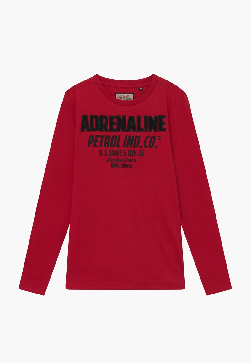 Petrol Industries - Long sleeved top - fire red