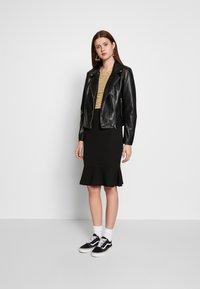 Anna Field Tall - Pencil skirt - black - 1