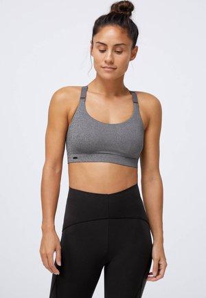 Sports bra - dark grey