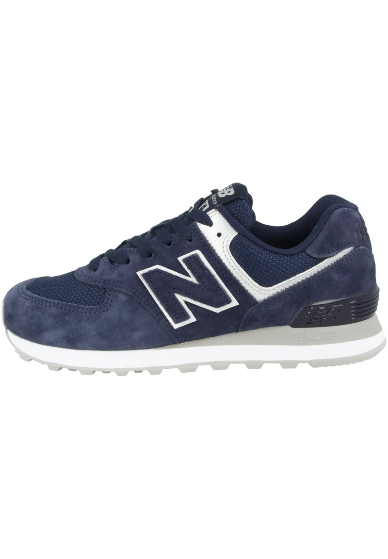New Balance - WL574 - Trainers - pigment-silver (wl574ey)