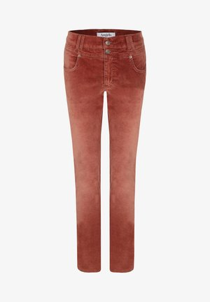 Jeans Skinny Fit - rot
