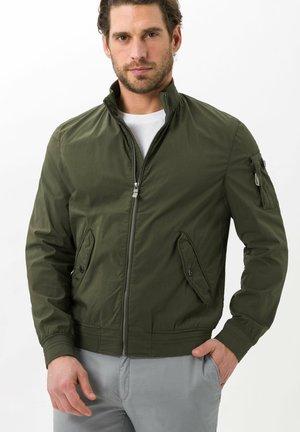 STYLE CREW - Summer jacket - olive