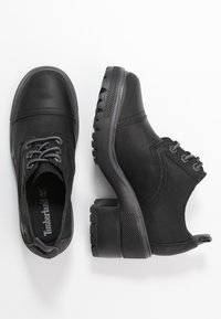 Timberland - SILVER BLOSSOM  - Ankle Boot - black - 3