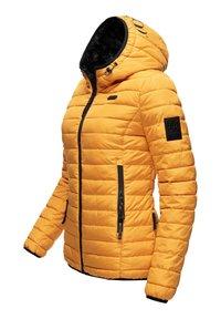 Marikoo - JAYLAA - Winter jacket - dark yellow - 1