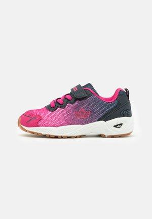 FLORI - Tenisky - pink/marine