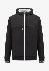 BOSS - SAGGY  - Zip-up sweatshirt - black - 4