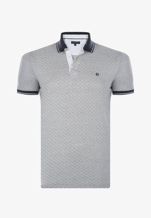 Polotričko - white grey