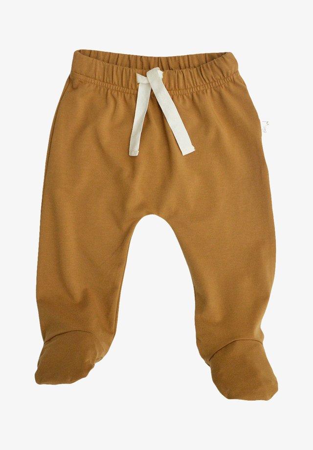 Trousers - lemon curry