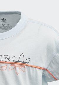 adidas Originals - T-SHIRT - Camiseta estampada - blue - 2