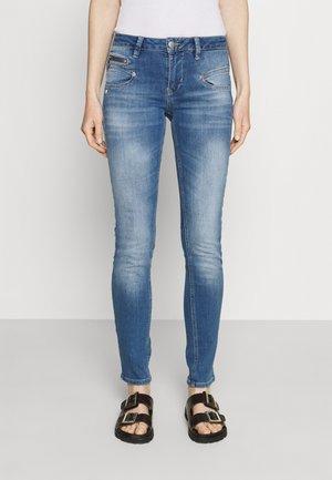 ALEXA HIGH WAIST - Skinny džíny - fanama