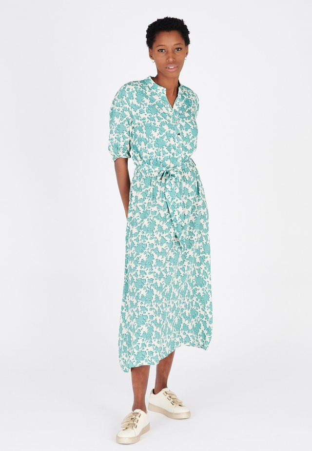 Shirt dress - licht green