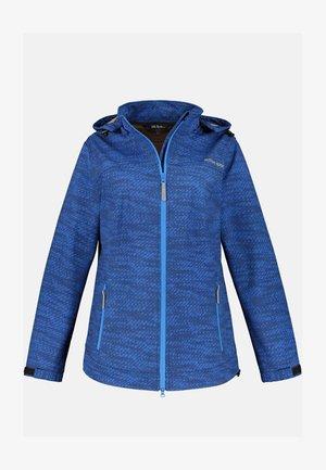 Veste softshell - dark blue multi