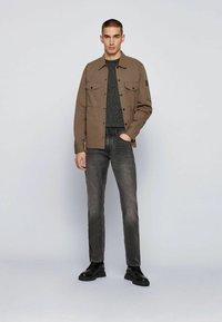 BOSS - KABIRON - Pullover - dark grey - 1