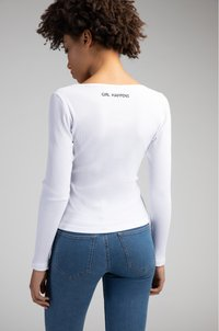 Girl Happens - LIA - Long sleeved top - weiß - 2