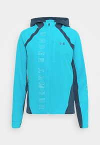 Under Armour - OUTRUN THE STORM  - Sports jacket - equator blue - 3
