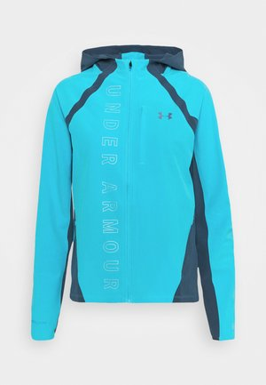 OUTRUN THE STORM  - Sports jacket - equator blue