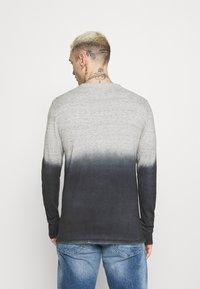 Blend - Stickad tröja - stone mix - 2