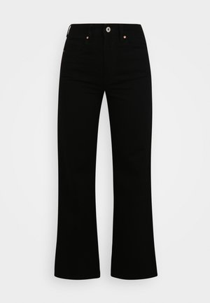 WIDE - Jeans Relaxed Fit - black