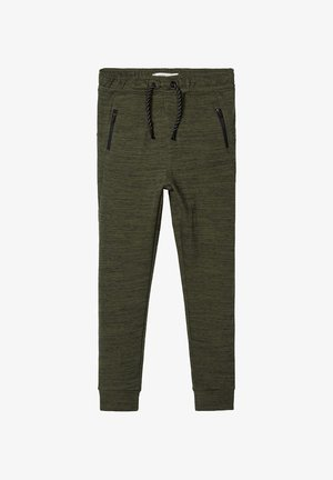 NKMSCOTT PANT - Trainingsbroek - ivy green