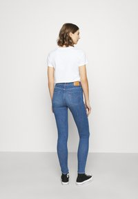 Levi's® - 720 HIRISE SUPER SKINNY - Jeans Skinny Fit - eclipse craze - 4