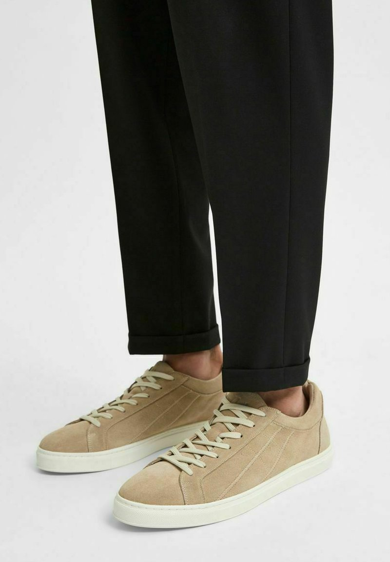 Selected Homme - Trainers - sand