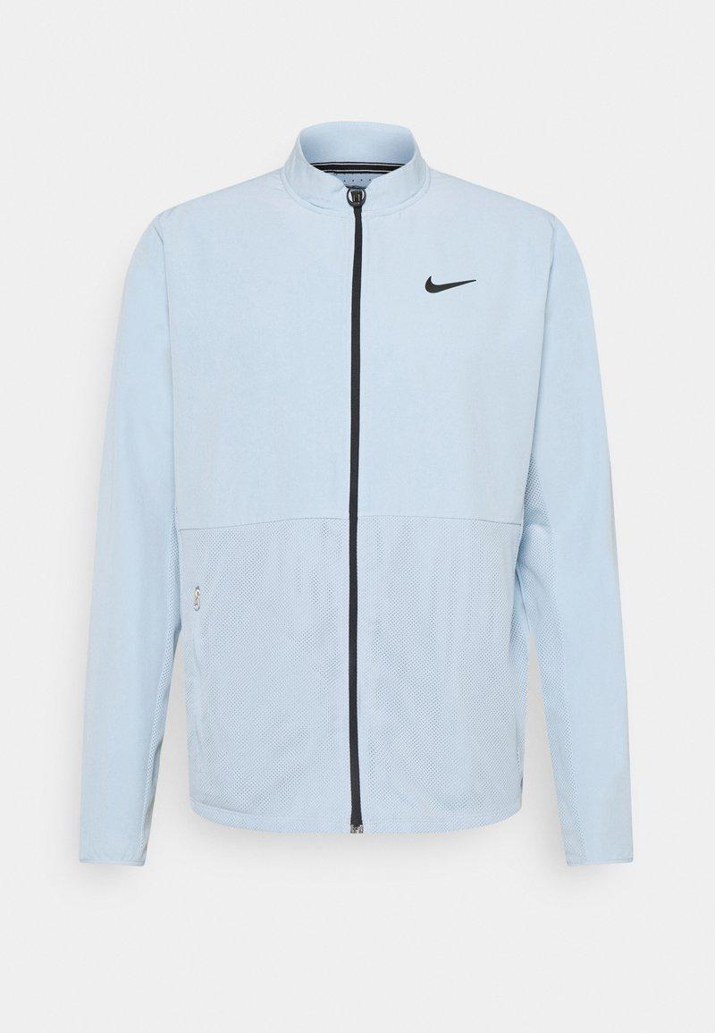 Nike Performance - Training jacket - light armory blue/black
