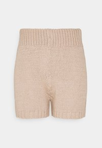 Gina Tricot - ARIEL  - Shorts - beige - 0