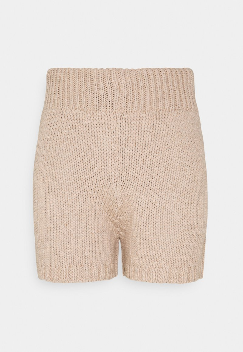 Gina Tricot - ARIEL  - Shorts - beige