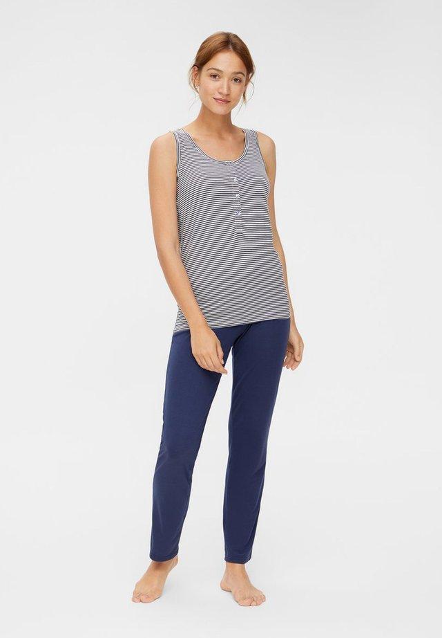 Piżama - navy blazer
