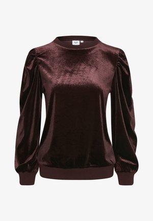 Sweatshirt - fudge