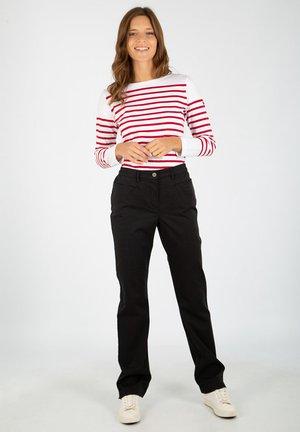 TRIMARAN - PANTALON - Trousers - noir