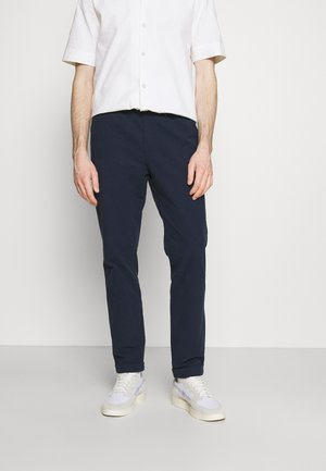 FUNK - Trousers - navy blazer