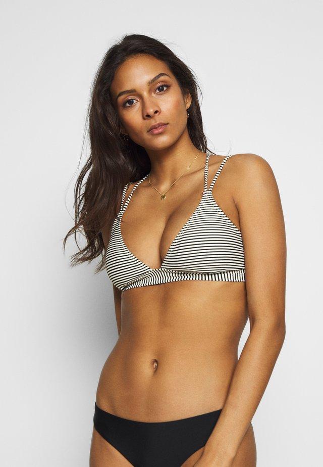 DELPHINIA WOMEN SPORT - Bikini top - cream