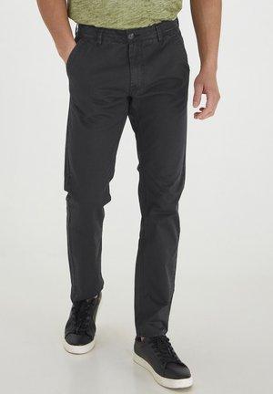 BRIXIUS - Chino kalhoty - black