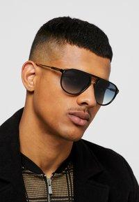 Carrera - Sunglasses - black cry - 1