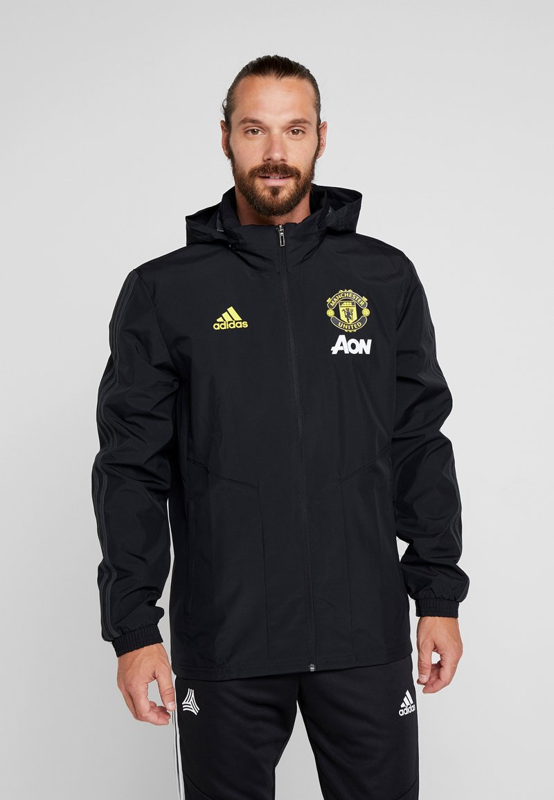adidas Performance - MUFC - Training jacket - black