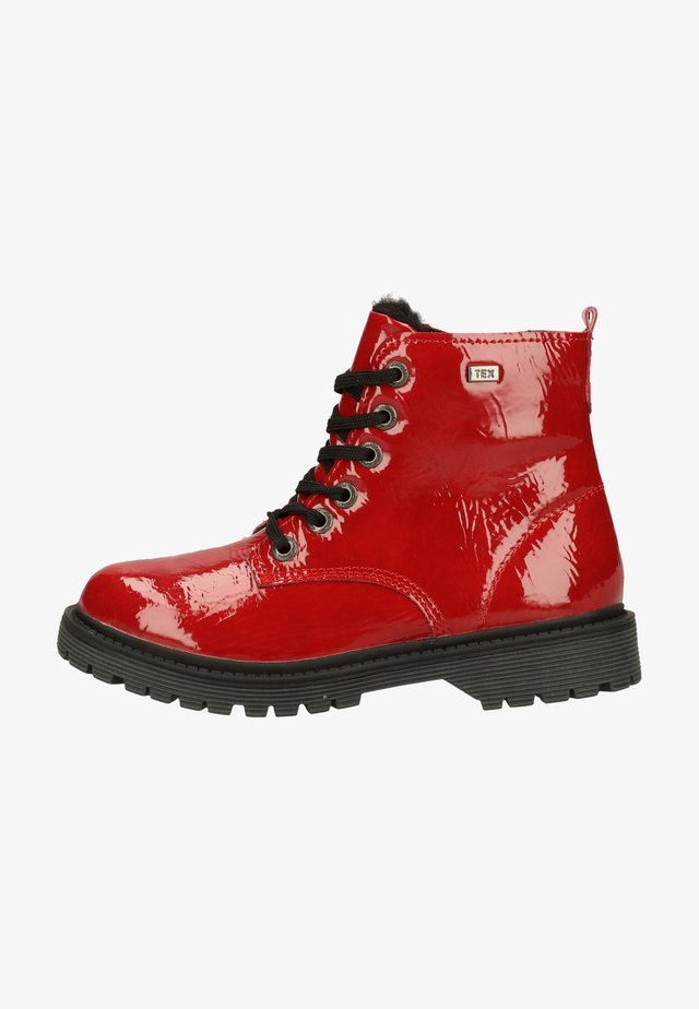 Veterboots - rot