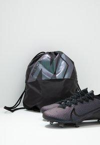 Nike Performance - MERCURIAL VAPOR 13 ELITE FG - Fotbollsskor fasta dobbar - black - 5