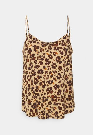 EASY CAMI  - Top - brown