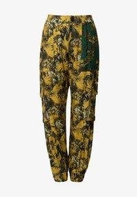 Desigual - Trousers - yellow - 4