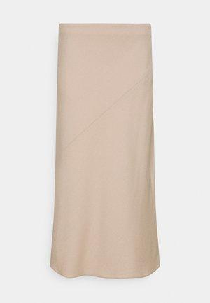 Maxi sukně - marble