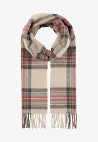 Barbour - COUNTRY CHECK - Scarf - cream - 1