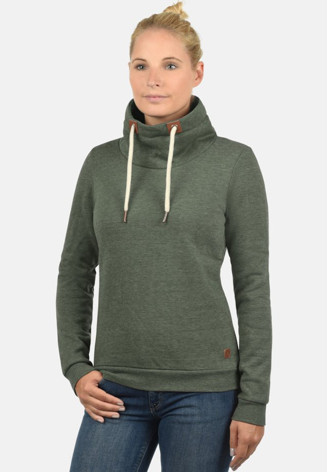 VICKY  - Sweater - olive